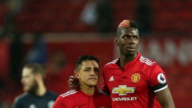 Can Pogba and Sanchez play together?