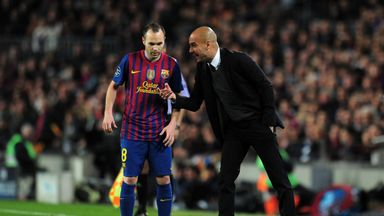 Guardiola: City not at Barca's level