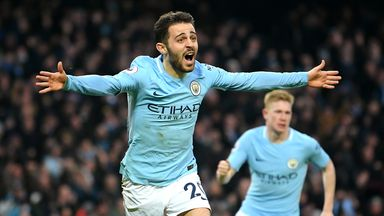 Bernardo: Playing for City a dream come true