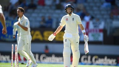 England 58 all out