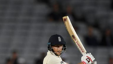 Athers: Root right at No 3