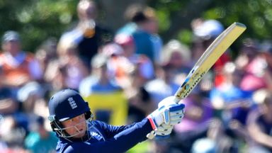 Brilliant Bairstow inspires England