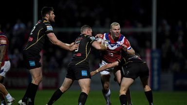 Rugby League Bulletin: 8th March