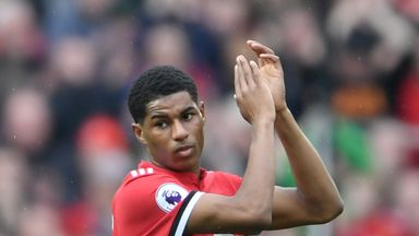 Merson: Rashford must stay at Utd