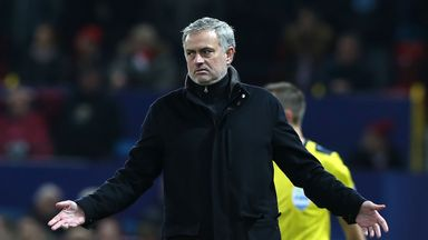 'Jose doesn't need to justify himself'