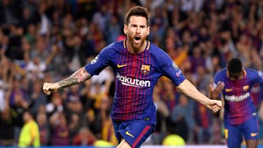 Why Messi still rules La Liga