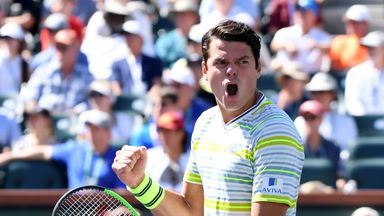 Raonic: I stuck to my guns