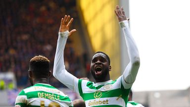 Edouard to be Celtic's main man?