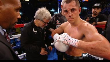 Hearn: Quigg left everything in ring