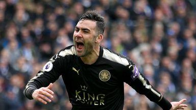 Brighton 0-2 Leicester
