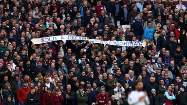 'Some West Ham fans don't feel listened to'