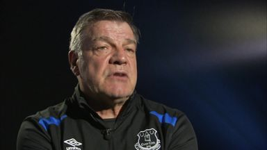 Allardyce happy to have 'old guard' back