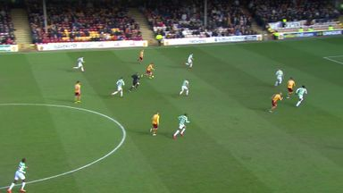 Motherwell 0-0 Celtic