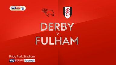 Derby 1-2 Fulham