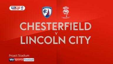 Chesterfield 1-3 Lincoln