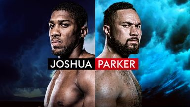 Joshua v Parker - Forces Collide!