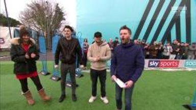West Brom fans | Volley Challenge