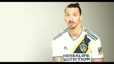 Zlatan: LA Galaxy the right place for me