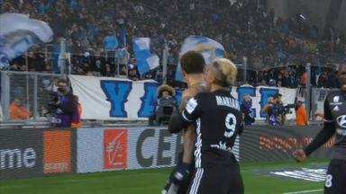 Depay's last gasp header seals Lyon win