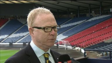 McLeish ready for derby double