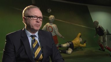 McLeish hails emergence of Scottish talent