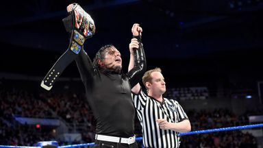 Jeff Hardy joins SmackDown