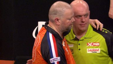 Mardle: Brilliant display from Barney