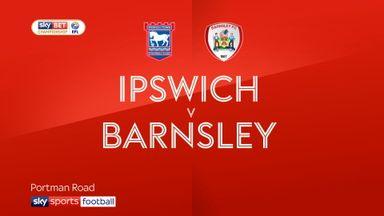 Ipswich 1-0 Barnsley