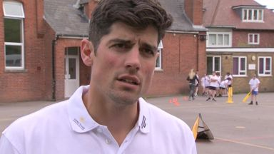 Cook 'excited' about new format