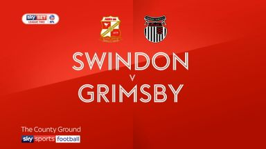 Swindon 0-1 Grimsby