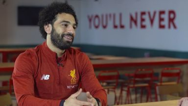 Salah: Golden Boot is my aim