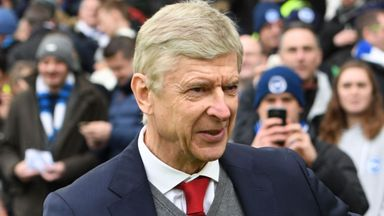 'Wenger part of Arsenal's fabric'