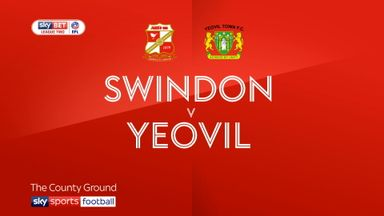 Swindon 2-2 Yeovil