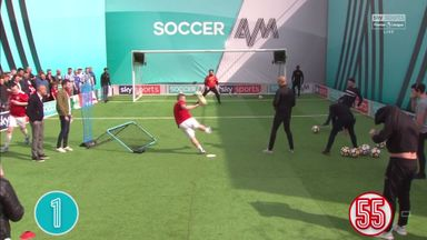 Worst volleys in Soccer AM history?
