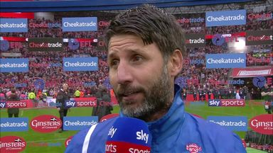 Cowley hails 'magnificent' Lincoln