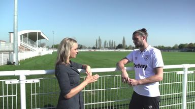 Carroll targeting 'weak' Arsenal defence