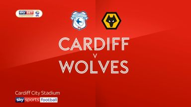 Cardiff 0-1 Wolves