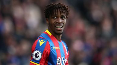 Hodgson wants to keep Zaha