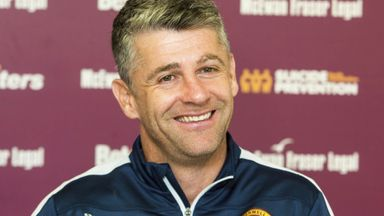 Nicholas: Motherwell have slight edge