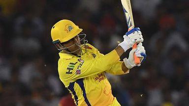 IPL: Gayle v Dhoni highlights