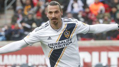 Saturday's MLS round-up
