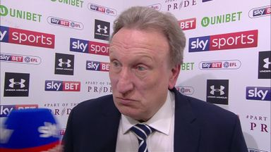 Warnock: We should have won