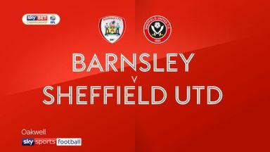 Barnsley 3-2 Sheff Utd