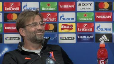 Translator tickles Klopp