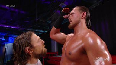 Big Cass returns to confront Daniel Bryan