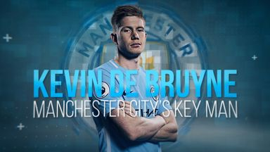 De Bruyne: Man City's key man