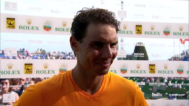 Important victory for Nadal