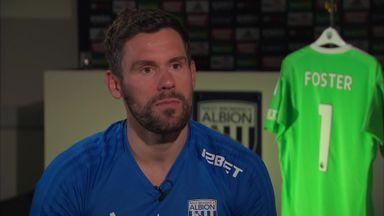 Foster: Man Utd wasn't for me