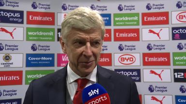 Wenger focusing on match