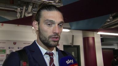 Carroll calm on World Cup hopes